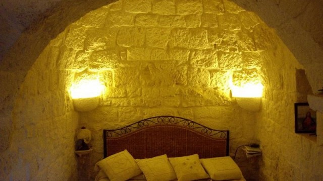 TRULLO BEDROOM