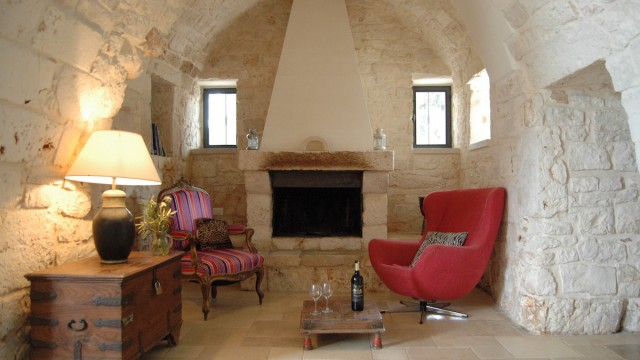 little sitting room off soggiorno